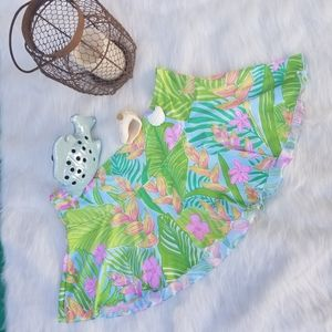 Lilly Pulitzer Swim Cover Up Skirt